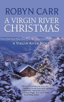 Last Christmas Marcie Sullivan said a final goodbye to her husband, Bobby. This Christmas she's come to Virgin River to find the man who saved his life and gave her three more years to love him.