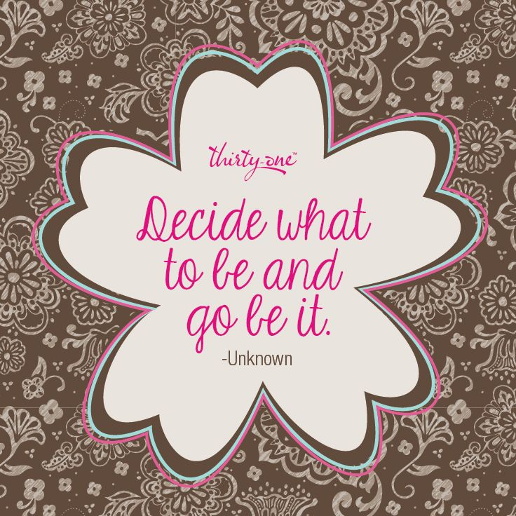 Now is the time to discover the endless possibilities of owning your own business! Visit mythirtyone.com/JenniferShubert for more details