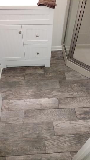 Marazzi Montagna Rustic Bay 6 In X 24 Glazed Porcelain Floor And Wall Tile 14 53 Sq Ft Case Ulm8 The Home Depot