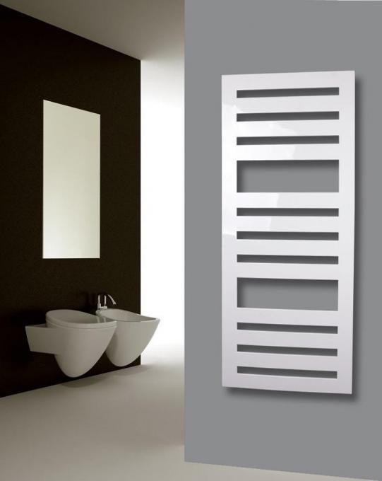 u20ac600 Badheizkörper Design Heizkörper Vera, in weiss, oder silber - badezimmer heizk rper elektrisch