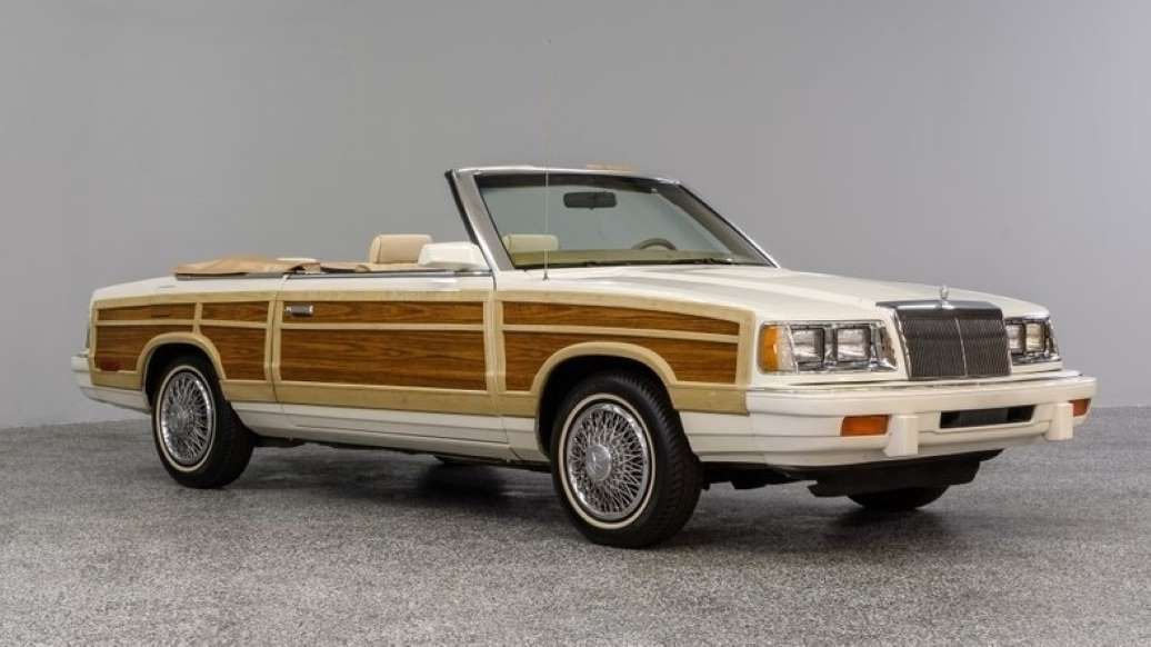 1986 Chrysler Lebaron Convertible Ebay Ebay Finds Ebay