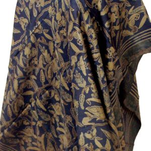 Silk Dupatta with Natural dyes