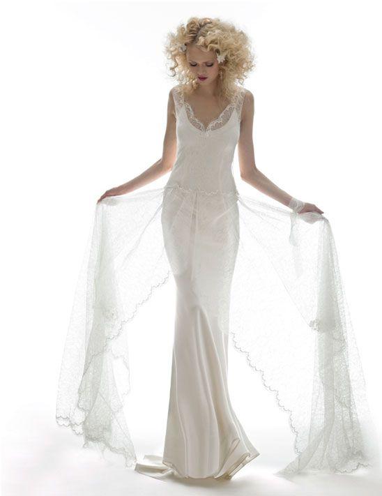 Elizabeth Fillmore - elfenhafte Brautmoden-Kollektion Frühjahr 2013 ...