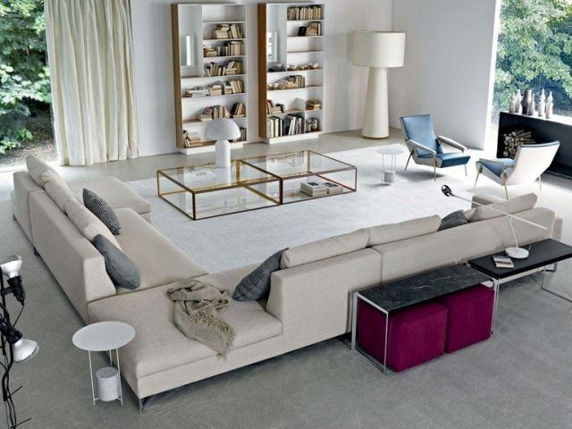 1000 images about canap on pinterest - Les Plus Design Des Salons Dangle Italienne