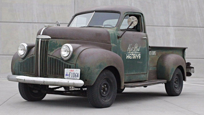 Studebaker Restomod 1947 Studebaker M5 Pickup Pickup Trucks