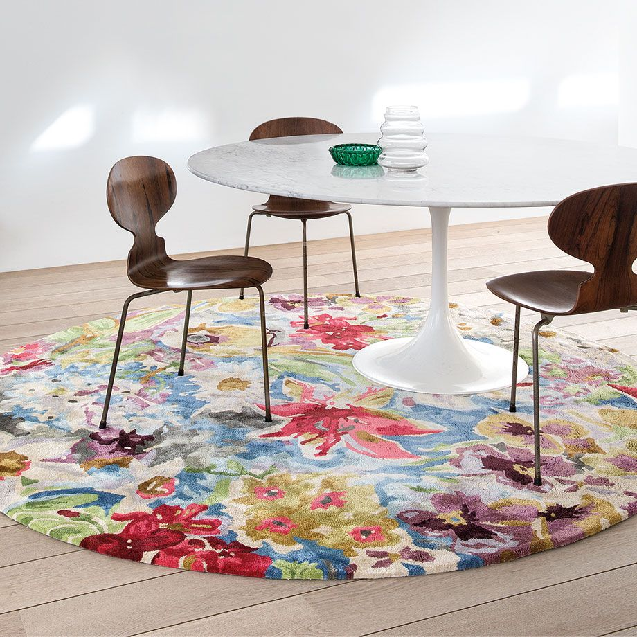 gemusterte teppiche teppich with gemusterte teppiche. Black Bedroom Furniture Sets. Home Design Ideas