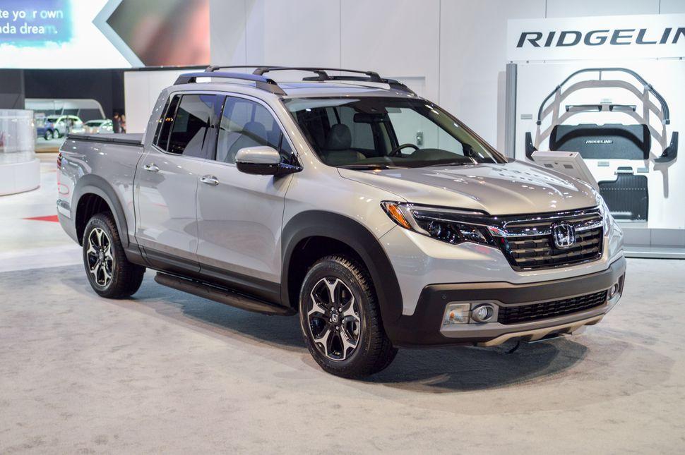 2017 Honda Ridgeline Review
