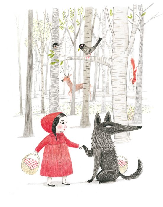 ilustraciones cuentosclasicos - Buscar con Google