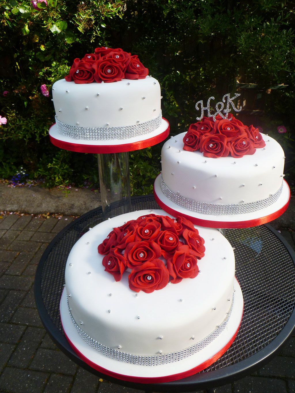 Red And White Wedding Cake Ideas Wedding Cake Red Wedding Cake Stands Simple Wedding Cake