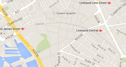 Jamies Italian Restaurant Liverpool City Centre Liverpool One