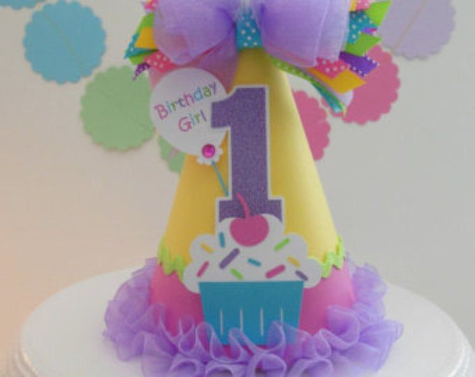 One Fondant 3D Word Party character cake topper for Baby ...