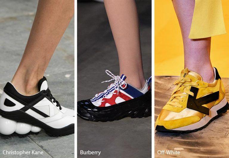 Sneaker trend 2020