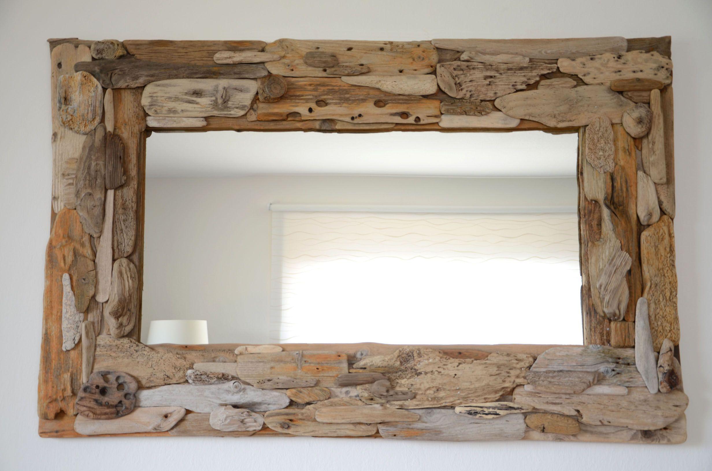treibholz spiegel magnet driftwood mirror wohnidee pinterest treibholz kerstin und. Black Bedroom Furniture Sets. Home Design Ideas