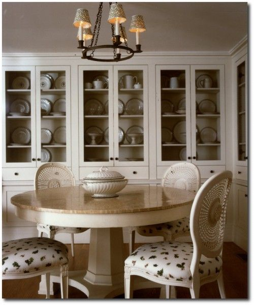 Veranda+Magazine+Dining+Rooms | ... Dining Room Ideas From Charles