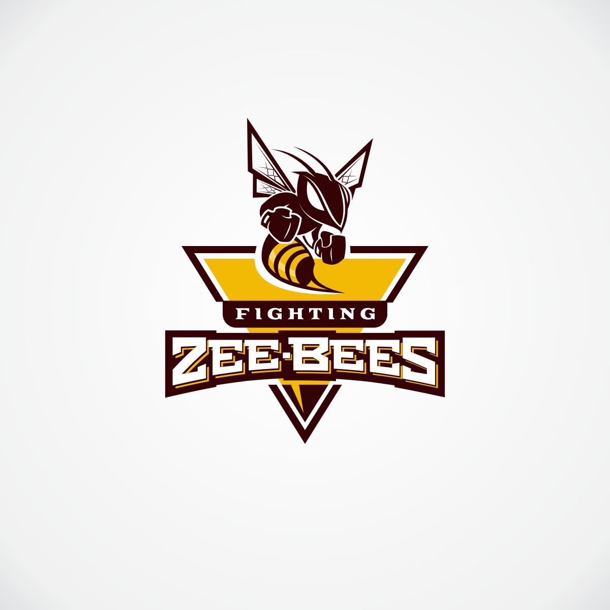 Bold, Serious, School Graphic Design for Jr. ZeeBees