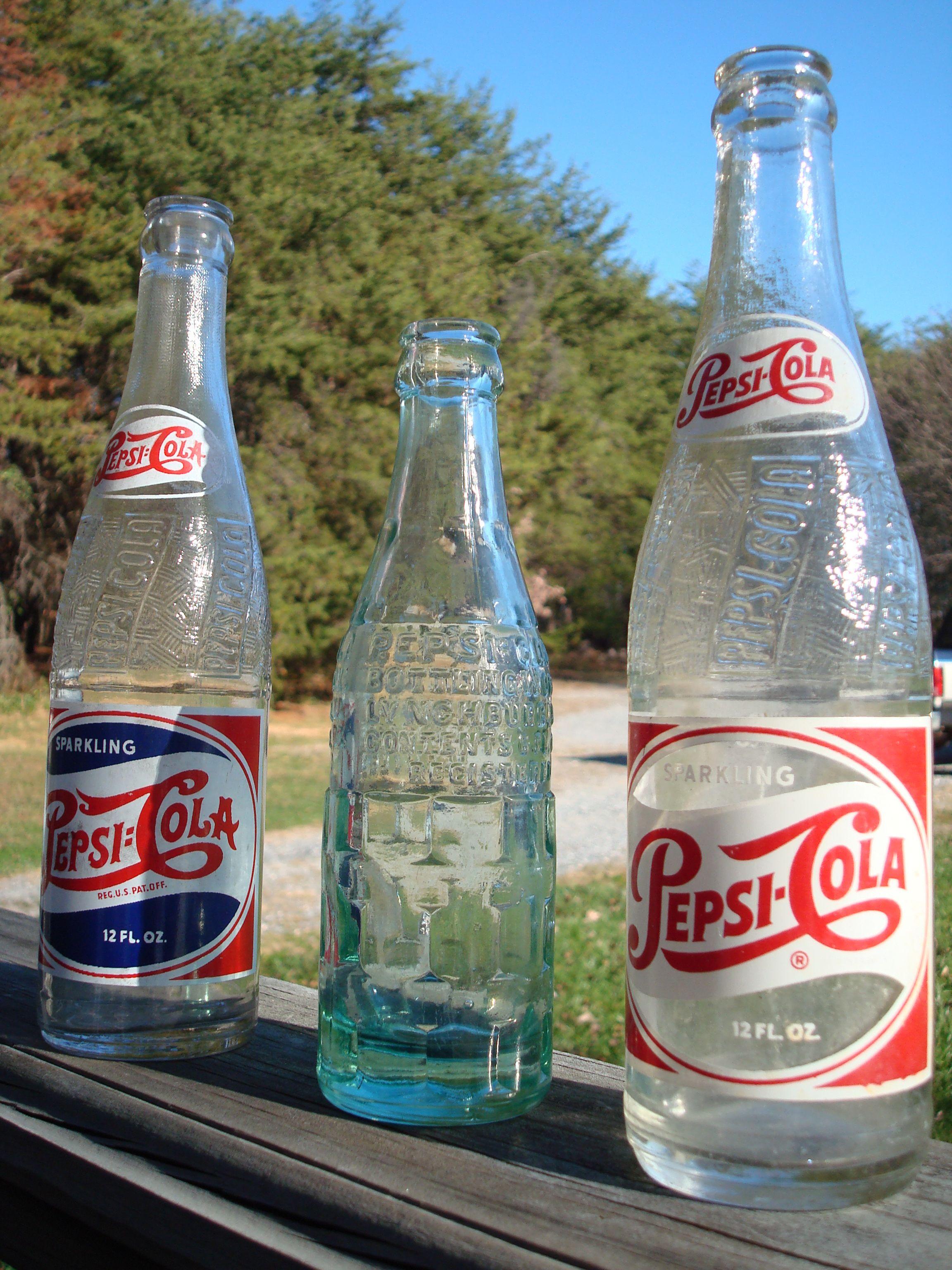 Journey Glimpse History Of Pepsi Bottles
