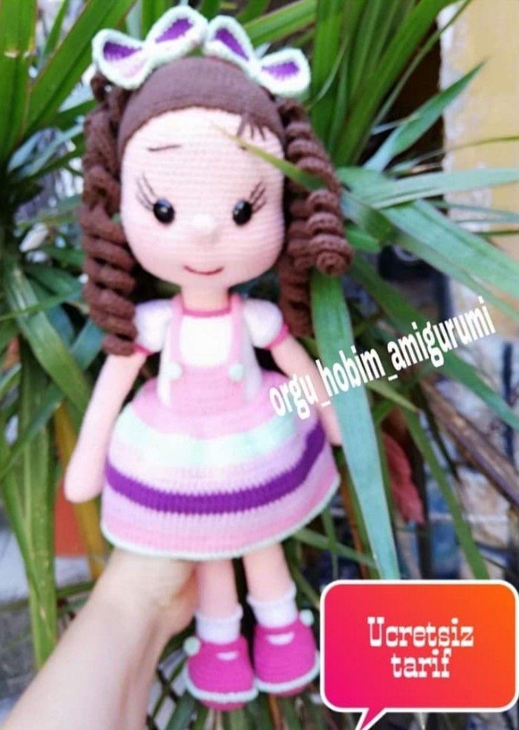 Amigurumi Reyyan Bebek Yapımı - Elbise Altı ve Ayakkabı Yapılışı 7 ... | 1060x754