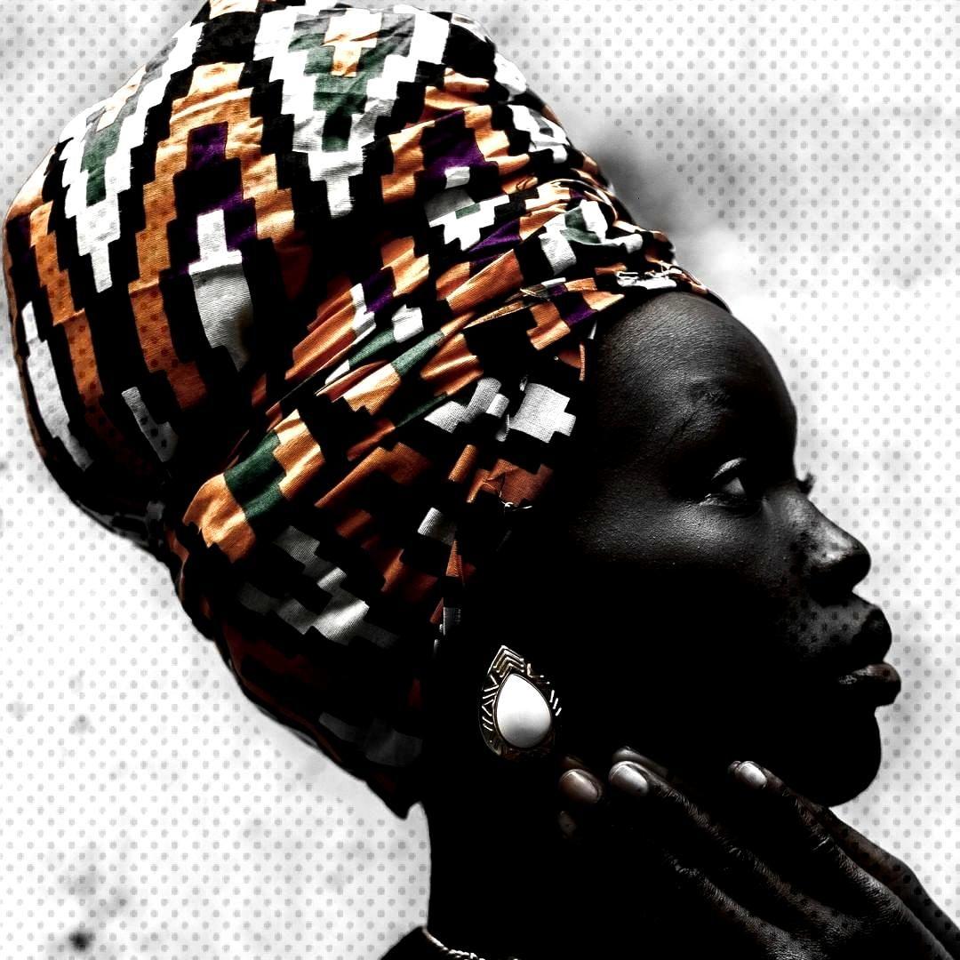 """""""Black is """" a project by @oladimeg Via"""