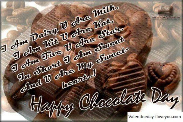chocolate day wishes for boyfriend happy chocolate day happy