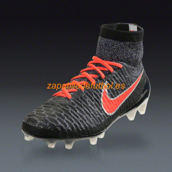 buy online e70e5 d07f2 Nike.com MX El mas barato Zapatos de Soccer Nike Magista Obra FG Para  Hombre Negro Brillante Carmesi Oscuro ...