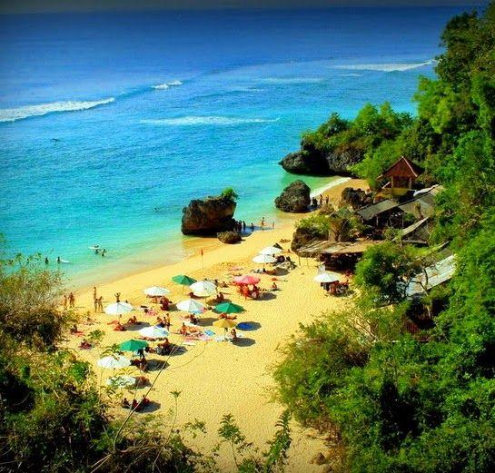 Bali Surfing, Tours and Adventures: Padang Padang Beach