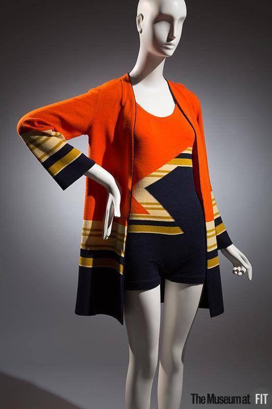 Lady's wool ensemble by El K ER/Roman Mayr, Munich, Germany - 1930