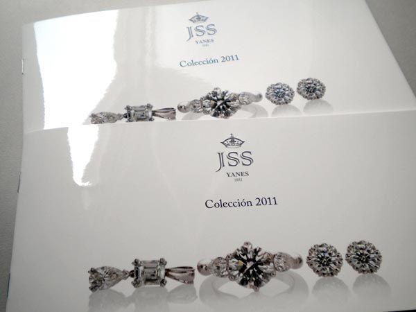 Jewelry Brochure Design Ideas  Magazine Page Ideas