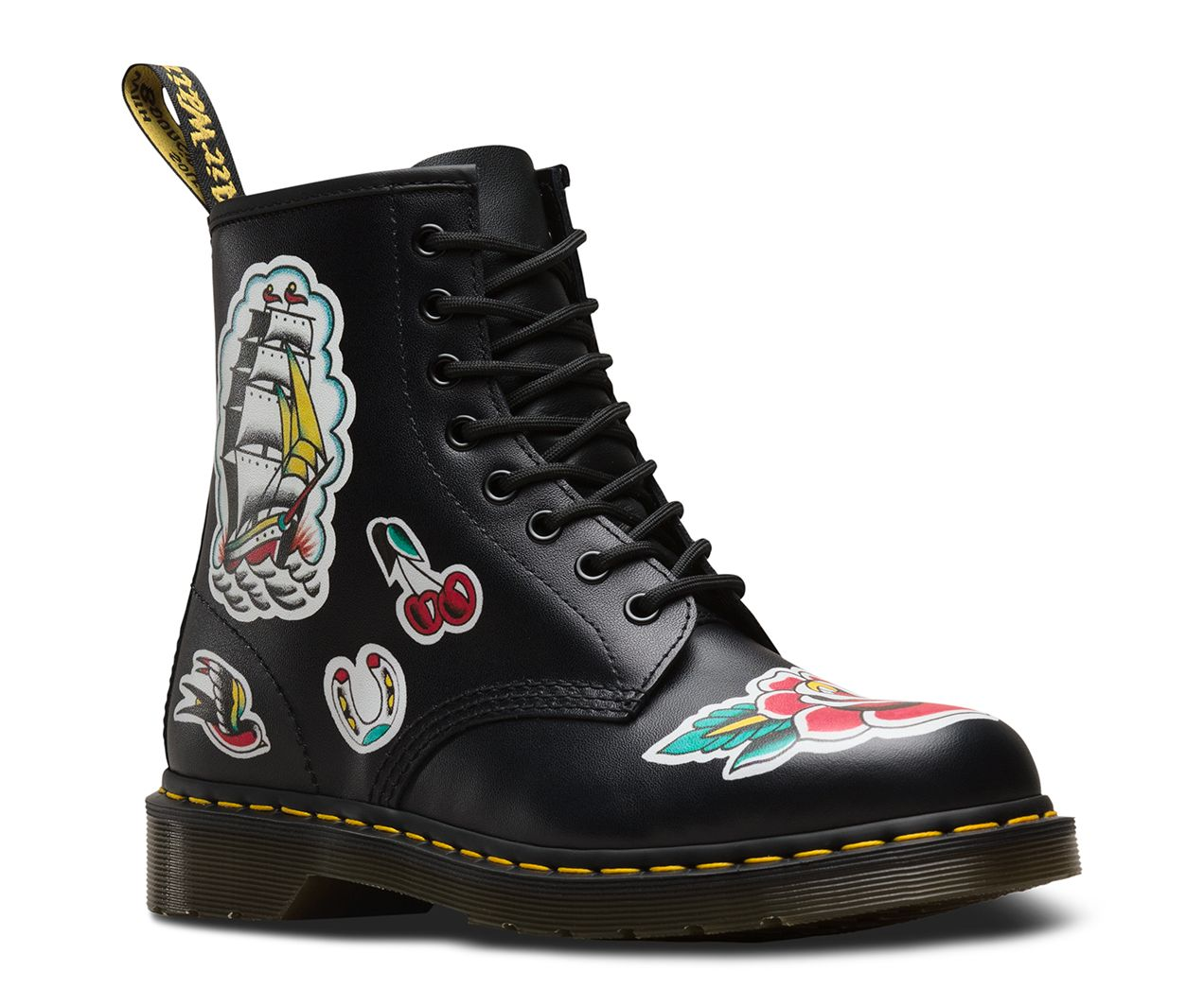 The 1460 Is The Original Dr Martens Boot The Boot S Instantly
