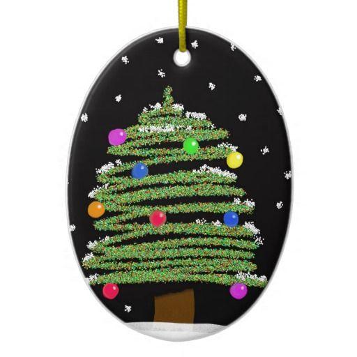 Christmas Tree Christmas Tree Ornament #Christmas #Tree #Ornament