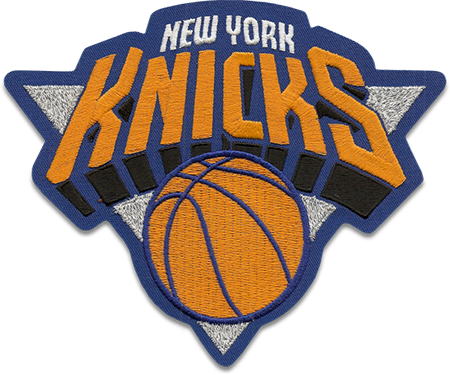 New York Knicks Sports logo patch patches