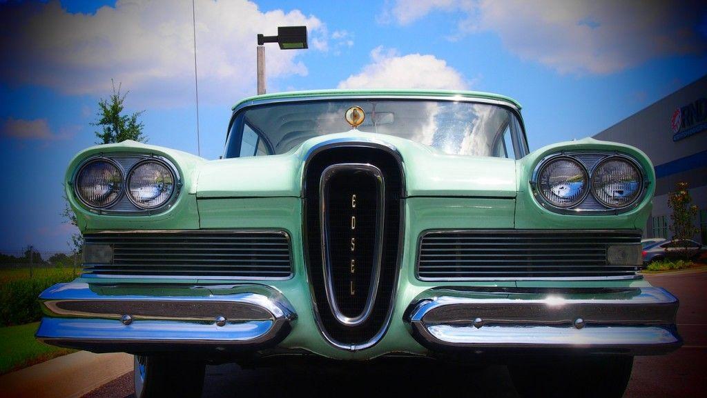 The Edsel A Symbol Of Failure