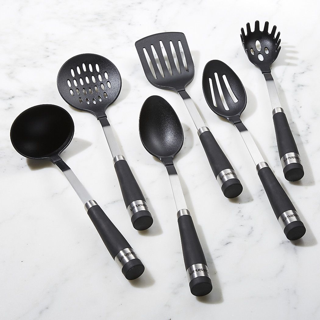Cuisinart ® 7-Piece Kitchen Tool Set with Crock | Tool set, Utensils ...