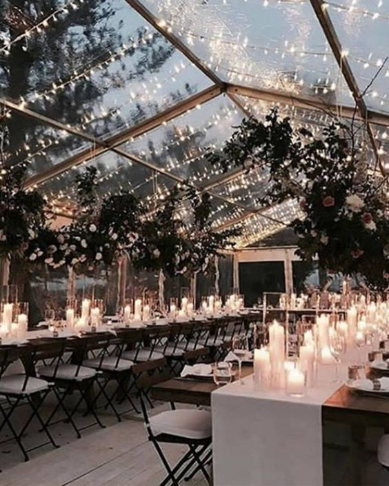 Unique Winter Wedding Ideas that will Dazzle Your Guests | BYW #weddings