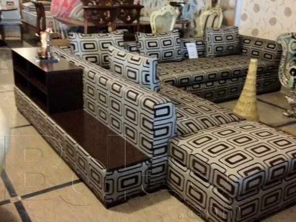 L Shape Sofa Set With Foot Rest Lahore L Shaped Sofa L Shape Sofa Set L Shaped Couch