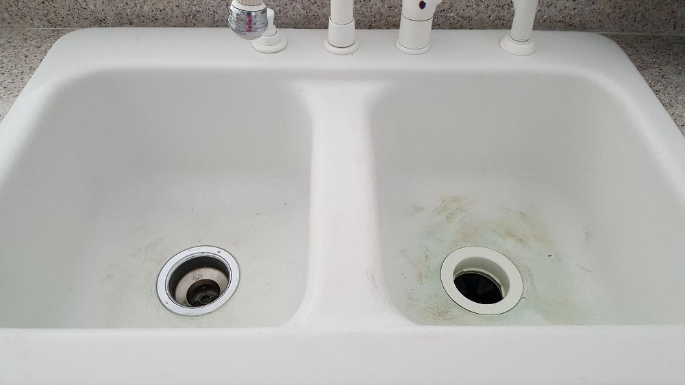 Porcelain Sink Like New Porcelain Sink Porcelain Kitchen Sink Kitchen Sink Refinish