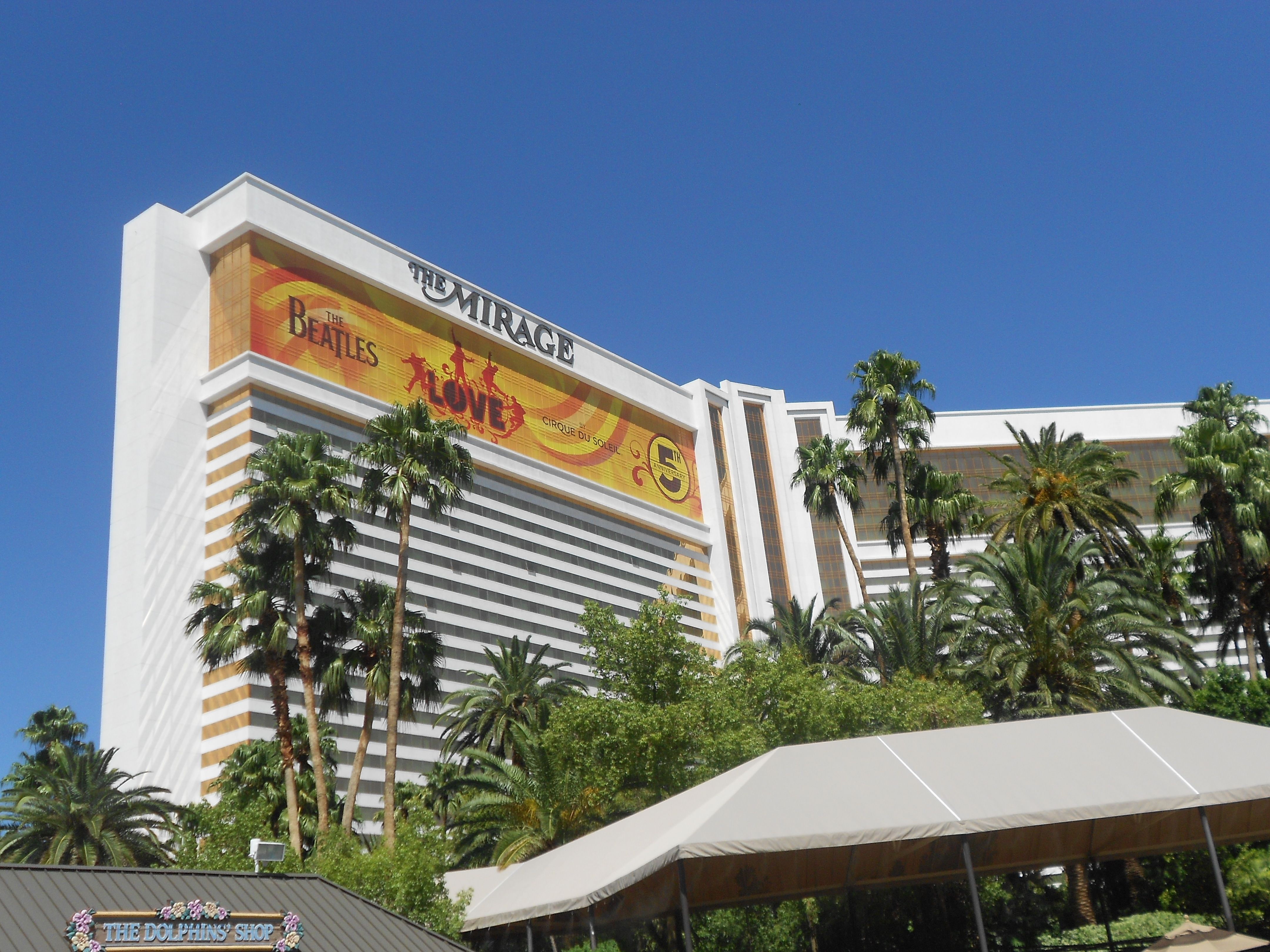 Hotels Mirage Las Vegas Nv