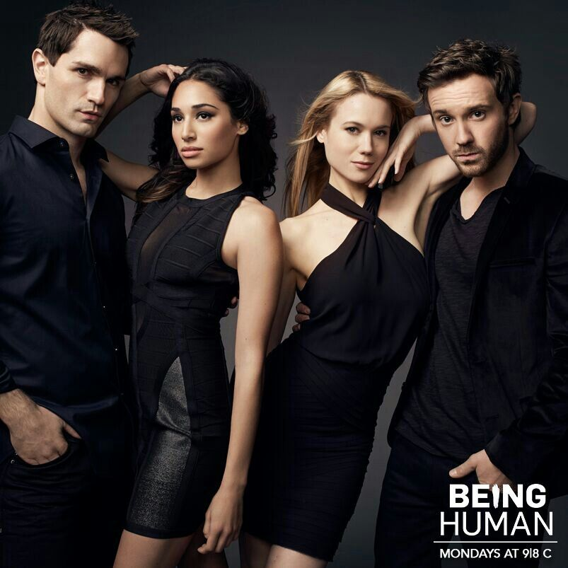 Love this show #beinghuman #syfy