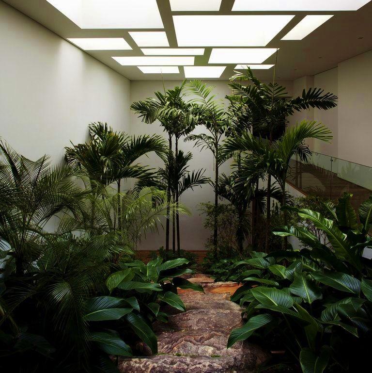 The Grecia House - Minimalist Openhouse, in São Paulo, Brazil by Isay Weinfeld.