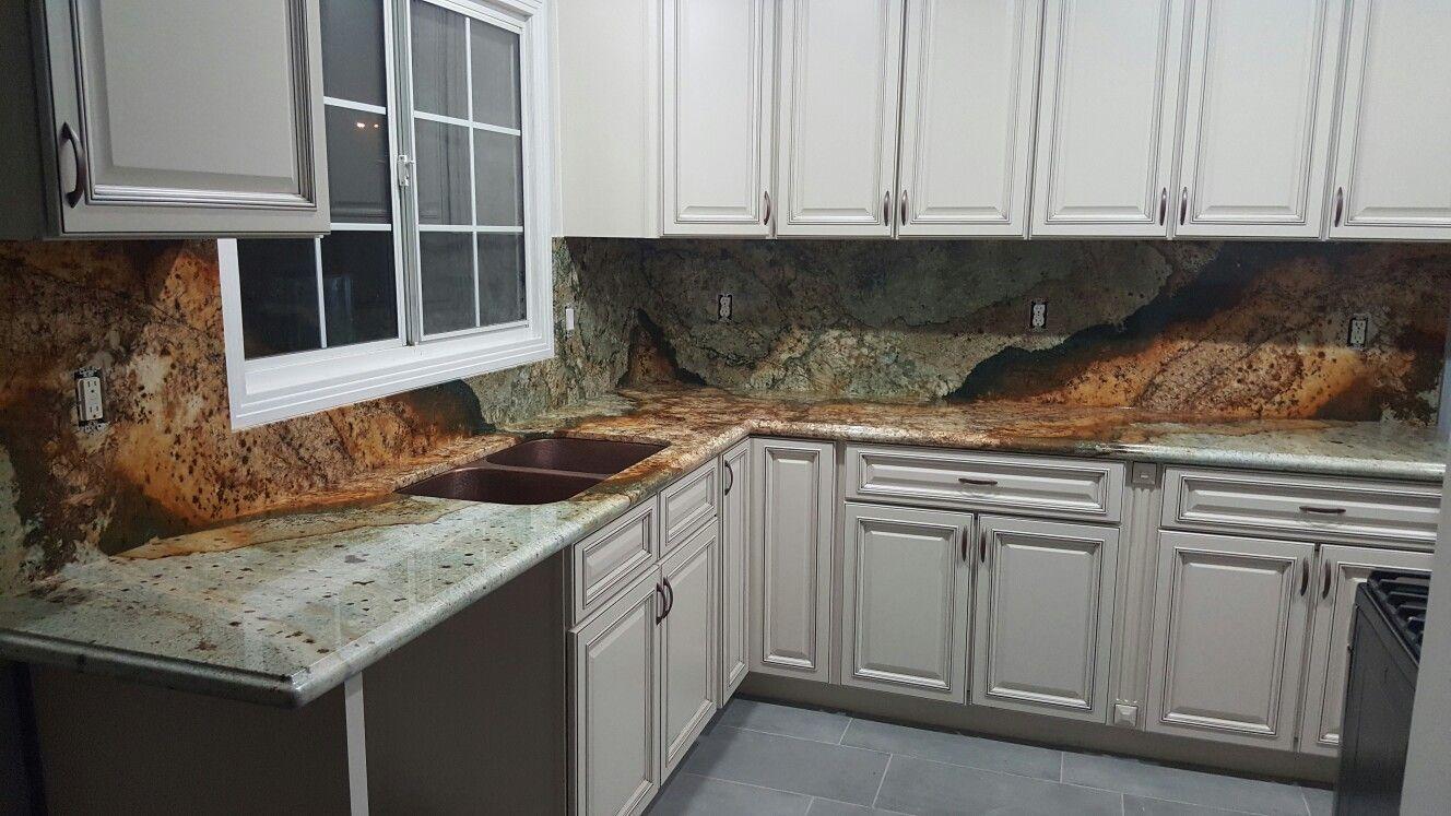 Desert Canyon Slab Arizona Tile Kitchen Kitchen Cabinets Home Decor