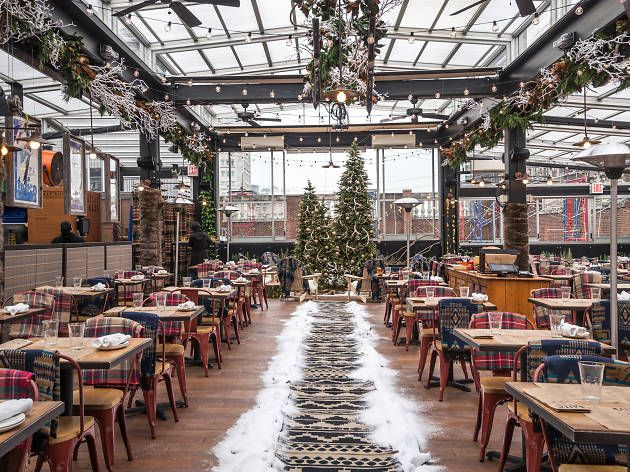 The Best Holiday Bars In Nyc With Images Nyc Rooftop New York