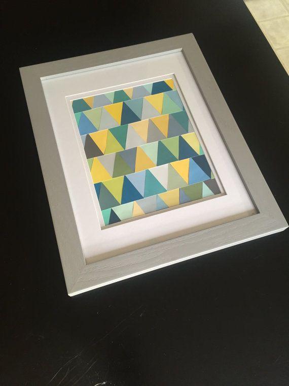 Custom Paint Chip Artwork