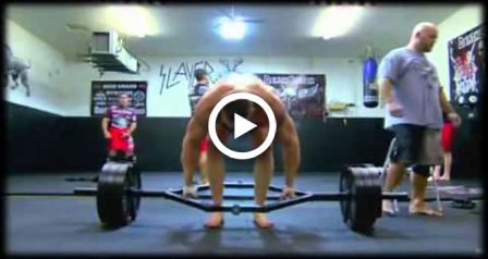 Brock Lesnar - Inspirational Workout #fitness