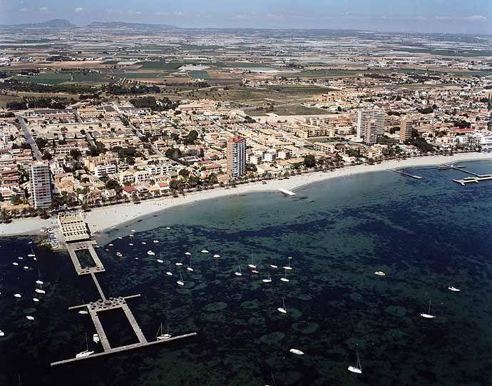 San Javier Http Www Masmar Net Murcia Cartagena Fotos