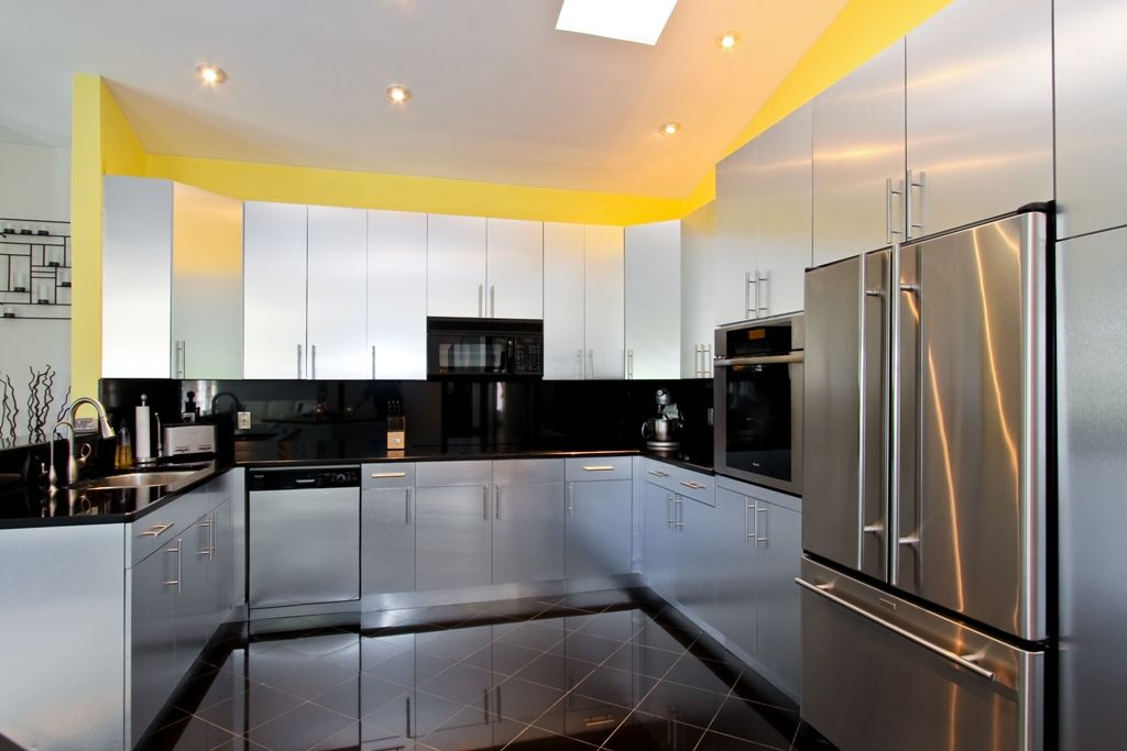 kitchen cabinets galley style layouts galley kitchen designs