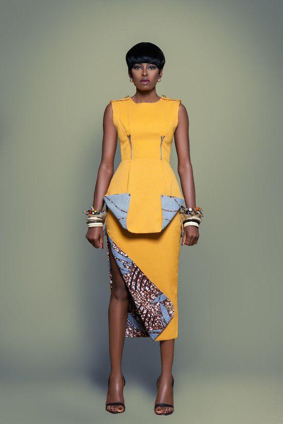 Amazing Fashion Designer Christie Brown Of Ghana Http