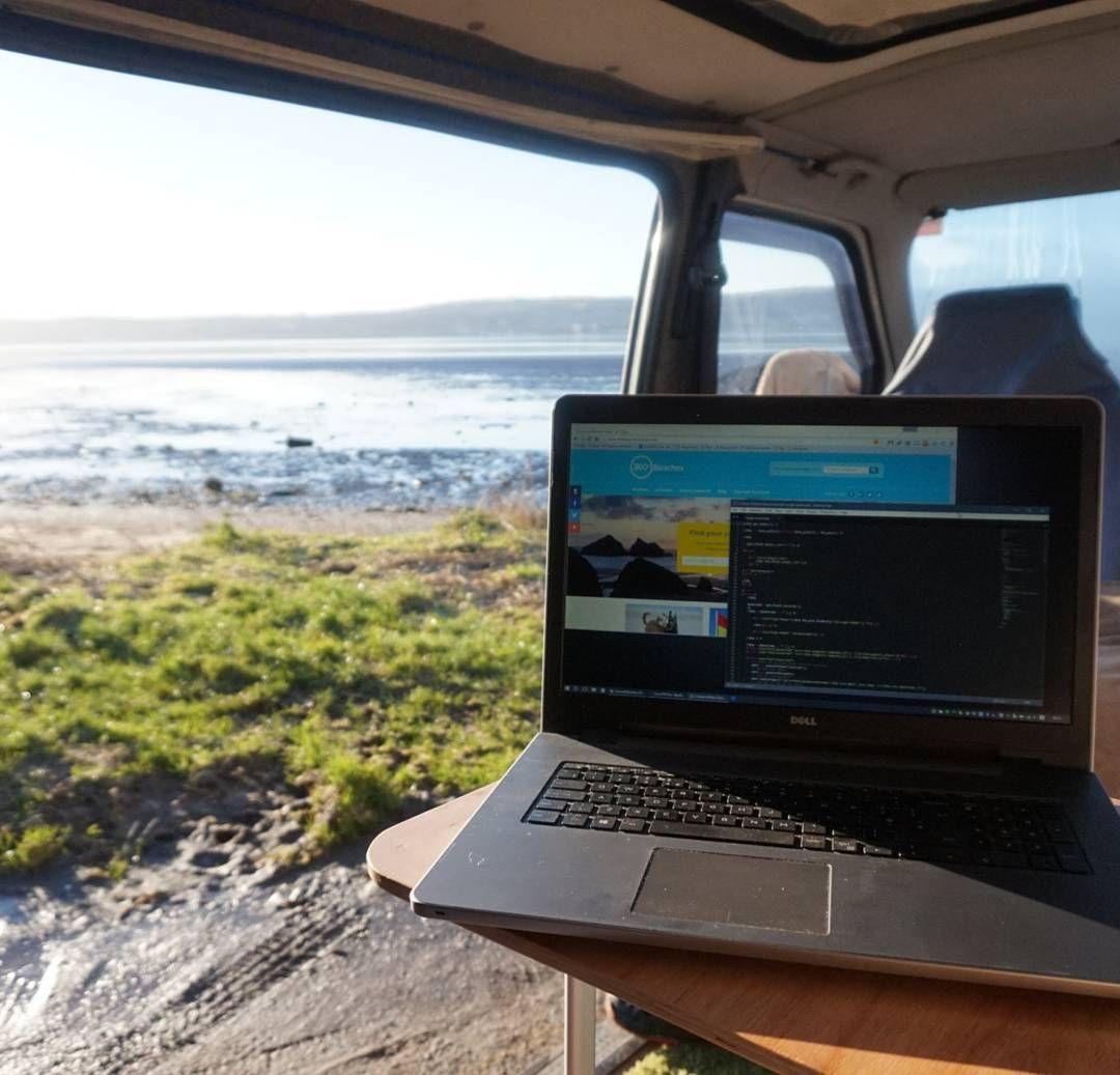 vanoffice remote work