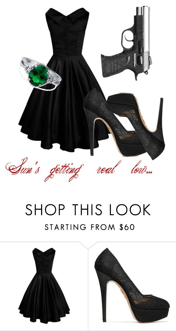 """Hacked <3 Sorry Skye... Brucenat date"" by starksgirl108 ❤ liked on Polyvore featuring Charlotte Olympia and BERRICLE"