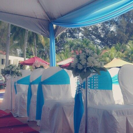 Outdoor wedding on 010114