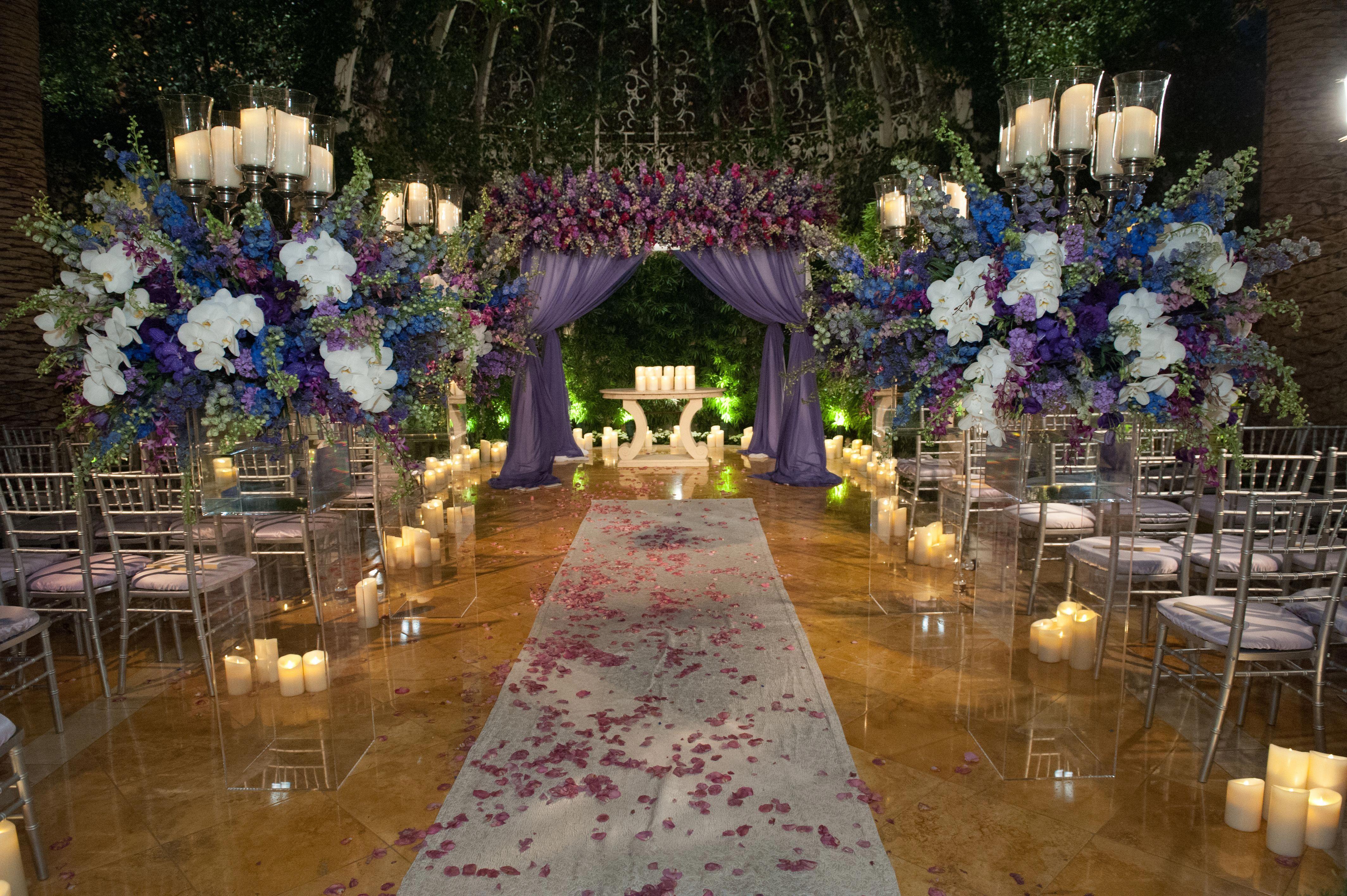Luxuriously romantic at Wynn Las Vegas lasVegas Vegas