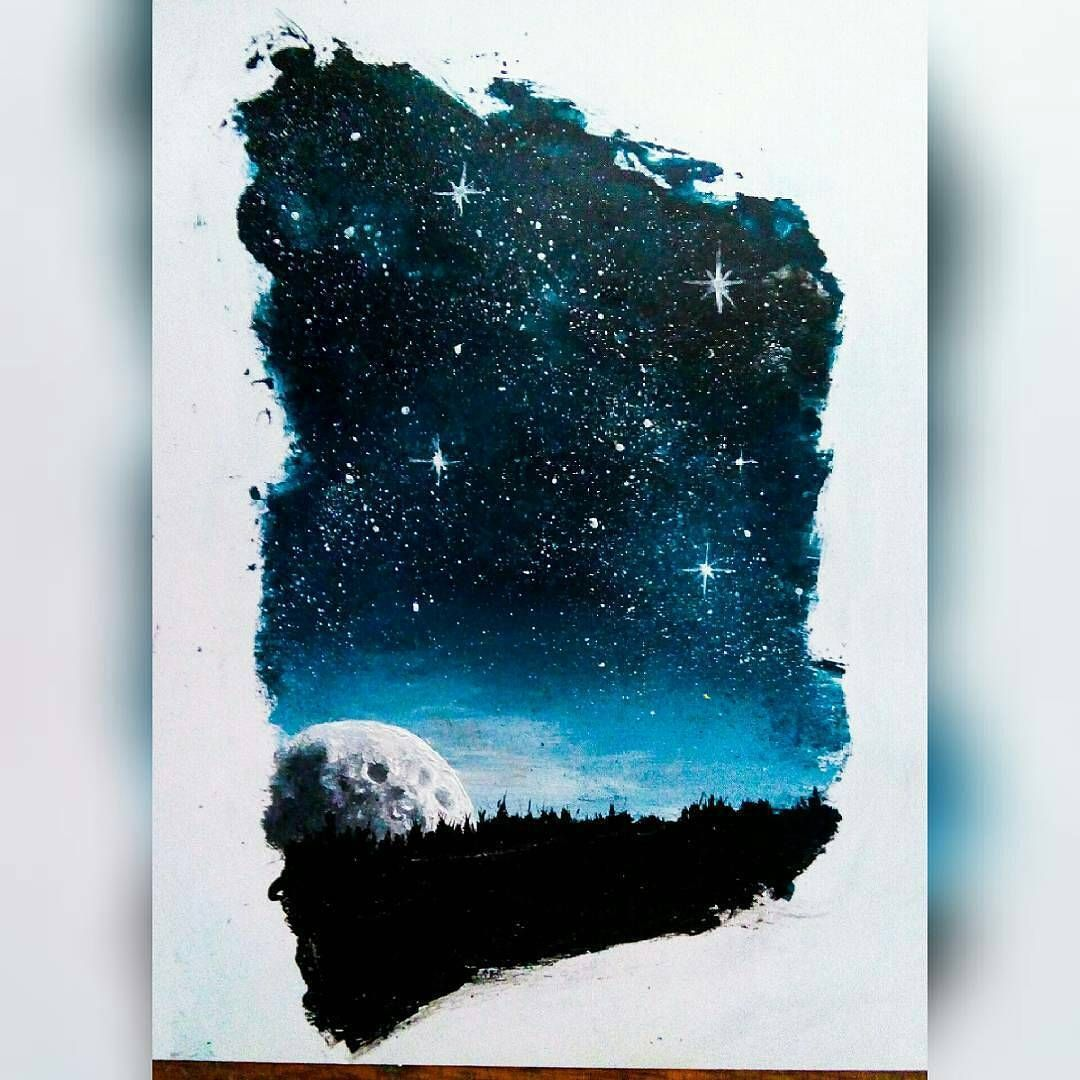 Amazing piece by @naslinhasdocaderno  Use #BLVART on your best art to be featured! #painting #watercolor #watercolorpainting #galaxy #galaxyart #stars #planet #spaceart #space #instaart #vsco #vscocam #love #instagood #instadaily #instalike #instagood #beautiful #style #amazing #art #loveit #follow #photooftheday #tagsforlikes #happy #picoftheday #instamood